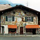 Garmisch by Richard Hamilton-Veal