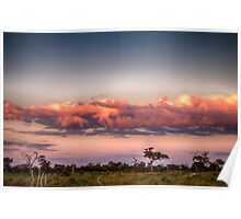 Breathtaking Sunset Poster