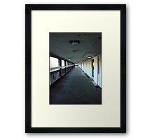 Park Hill Flats Framed Print