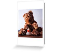 My first love Greeting Card