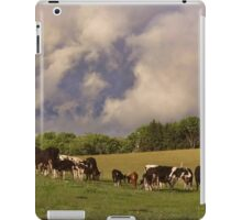 'Til the cows come home iPad Case/Skin
