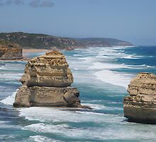 View from the Great Ocean Road #1 by BonnieH