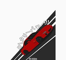 Mazda RX7 FD - Rotary Power (Red) Unisex T-Shirt