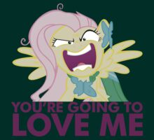 You're going to LOVE ME! by Casteal