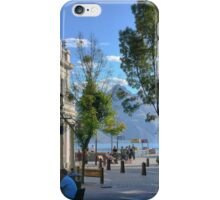 Shopping Mall with a view.. iPhone Case/Skin