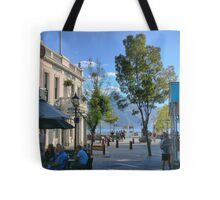 Shopping Mall with a view.. Tote Bag