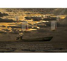 U-85 Memorial Photographic Print