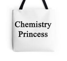 Chemistry Princess  Tote Bag