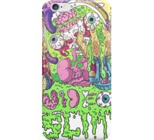 Ooze Dude iPhone Case/Skin