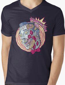 Zombie Playhouse Mens V-Neck T-Shirt