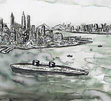 New York City by Tristan Klein
