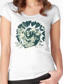 Fatz Women's Fitted Scoop T-Shirt