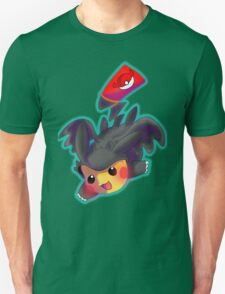 Toothless Pikachu Unisex T-Shirt
