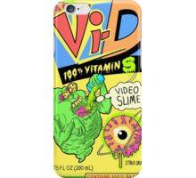 Ecto Slime Juicebox iPhone Case/Skin