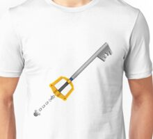 Kingdom Hearts Sora's Keyblade Unisex T-Shirt