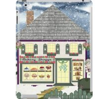 Village Bakery Shoppe iPad Case/Skin