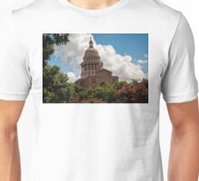 Texas State Capitol in Austin Unisex T-Shirt