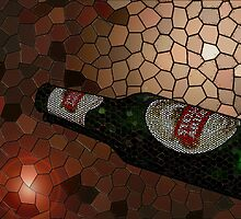 A detail from the beer cathedral by Gabriel Skoropada