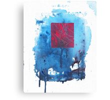 Red Box Canvas Print