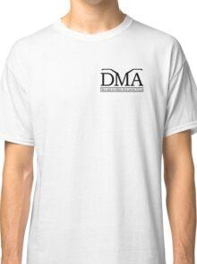 DeLorean Mid-Atlantic Official Logo Black Badge Classic T-Shirt