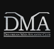 DeLorean Mid-Atlantic Official Logo Brushed by DeLorean