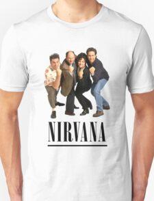 Seinfeld Nirvana T-Shirt