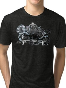 Cecaelia Regale  Tri-blend T-Shirt