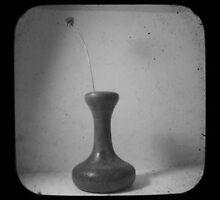 Vase B&W TTV by Judi FitzPatrick
