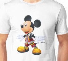 Kingdom Hearts King Mickey Unisex T-Shirt