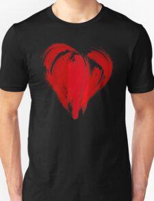 GRAFFITI HEART Unisex T-Shirt