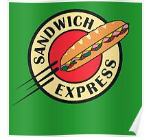 sandwich express Poster