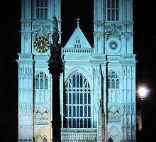 Westminster Abbey. by Martin Kirkwood (photos)