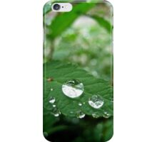 Two Drops iPhone Case/Skin