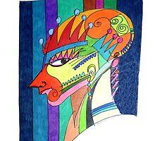 Cara 4 by Hermes Ifaraba