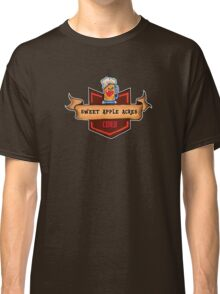 Sweet Apple Acres Cider - My Little Pony Applejack Classic T-Shirt