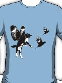 Flying Cat T-Shirt