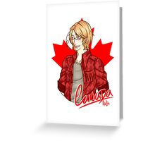 APH Canada Greeting Card