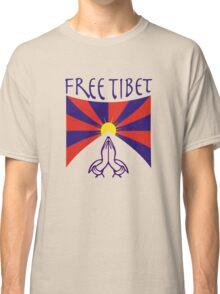 Free Tibet Shirt Classic T-Shirt
