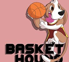 Professional Pup: Basket Hound by DTHaught