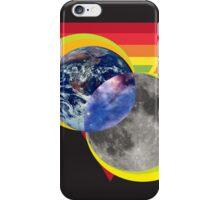 The Universe through art iPhone Case/Skin