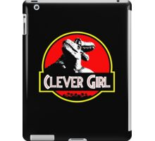 Clever Girl II iPad Case/Skin
