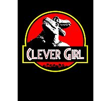 Clever Girl II Photographic Print