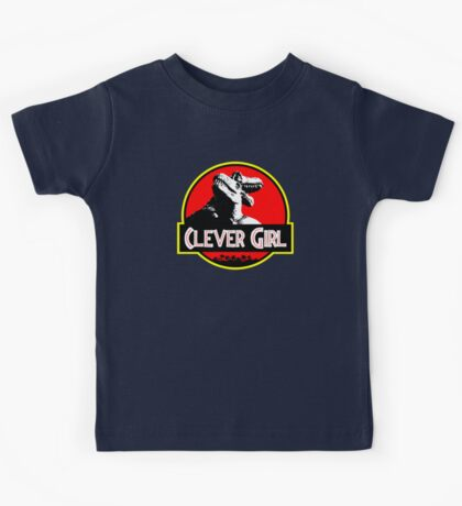Clever Girl II Kids Tee