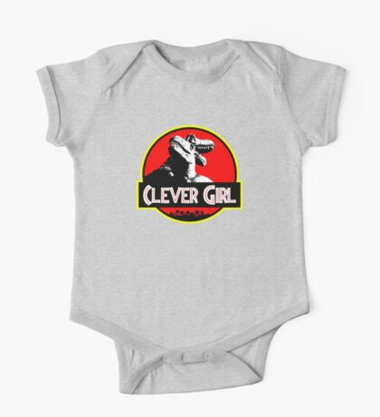 Clever Girl II One Piece - Short Sleeve