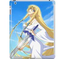 Goddess Hylia and Master Sword iPad Case/Skin