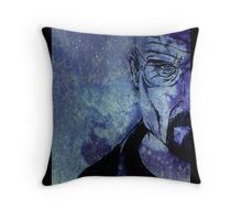 Heisenberg up in Space Throw Pillow
