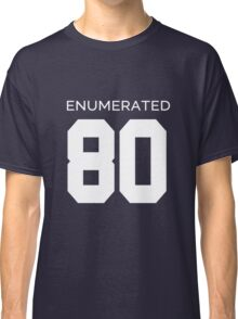 Rep Your Census Year - 80s Generation Classic T-Shirt