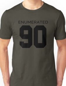 Rep Your Census Year - 90s Generation T-Shirt