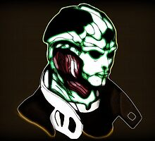 Mass Effect- Thane Krios by ZolaMun
