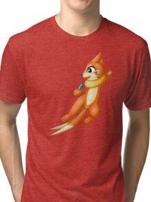 Buizel Swim Tri-blend T-Shirt